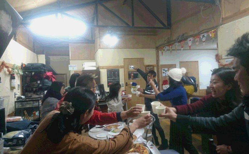 [越生の乗馬クラブ]クリスマスパーティーを行いました!![埼玉県さいたま市/A様]