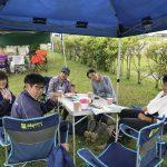 [越生の乗馬クラブ]ジャパンホースフェスティバル2018に参加しています!